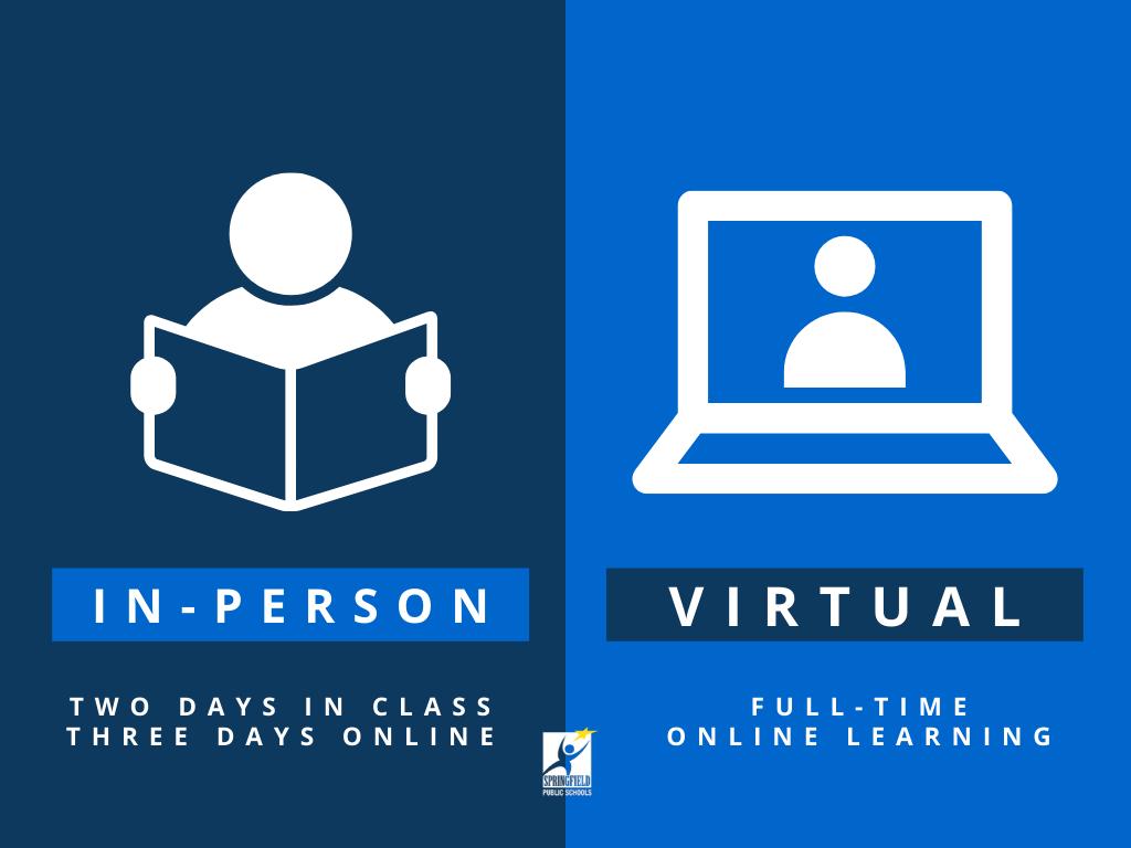 In-Person vs Virtual / In-Person vs Virtual Learning
