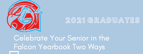 Senior Portrait and Recognition Advertisement Information