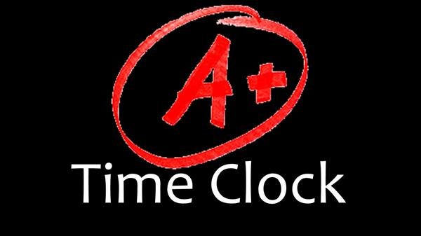 A+ Time Clock