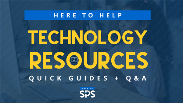 Technology Resources Available for Learning from Home