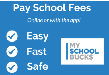 School Bucks! Pay your fines and fees online!! Click here for important information!!