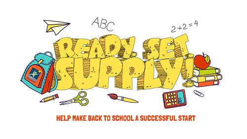 Ready Set Supply Logo