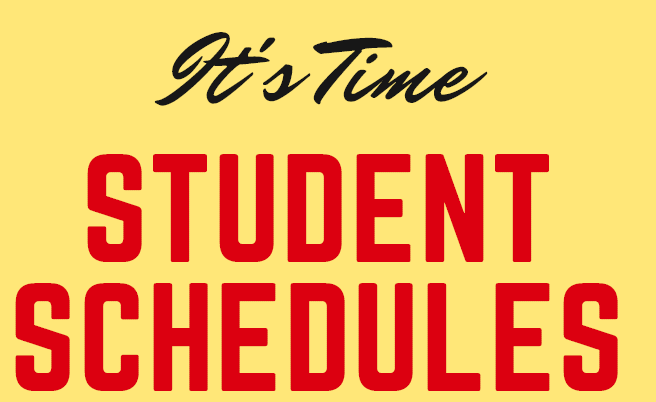 Important 2021-2022 School Year Scheduling Info