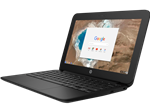 HP Chromebook Touchscreen Device