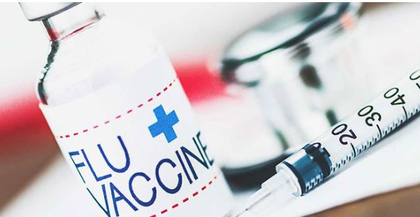 Free flu vaccine for students