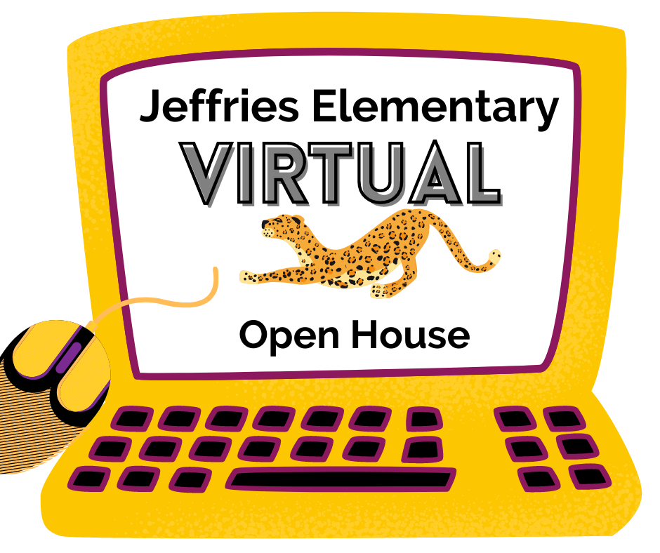 Jeffries' virtual Open House is Tuesday, Oct. 6