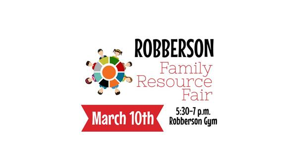 Robberson Family  Resource Fair