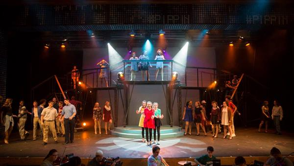 Parkview performs Pippin