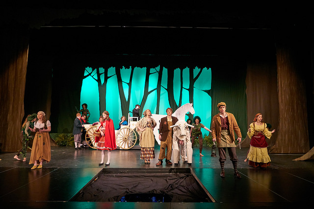 "KHS ""Into the Woods"" production receives statewide honor"