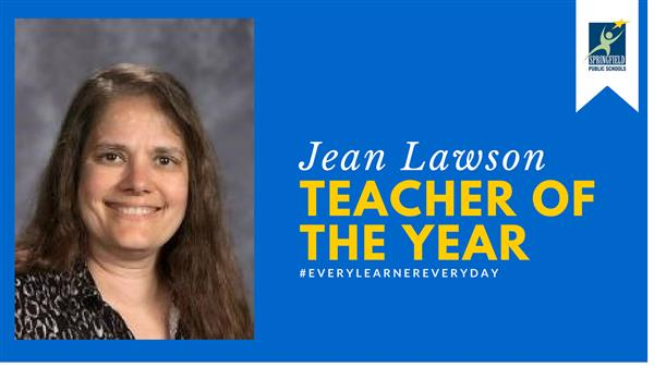 SPS 2018-2019 Teacher of the Year announced