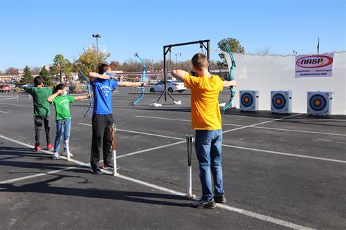 Archery continues its expansion at All-City Archery Tournament