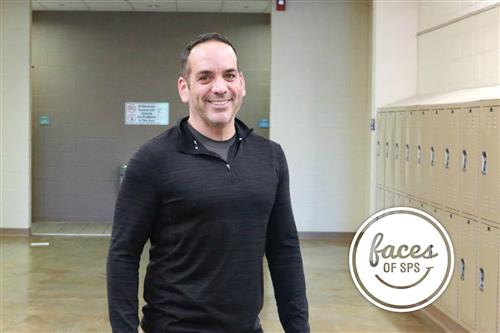 Faces of SPS: Brian Vega, counselor and equity champion at Hickory Hills K-8