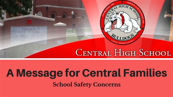 CHS administration responds to security issue