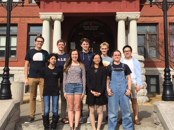10 SPS Seniors Named National Merit Scholarship Finalists