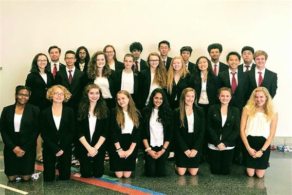 CHS students place second at HOSA International Leadership Conference