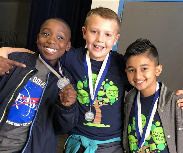 SPS Math Tournament celebrates excellence in mathematics in fourth and fifth-graders