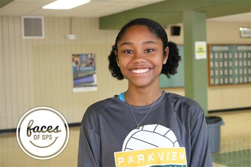 Faces of SPS: Meet Essence Moore, sophomore at Parkview High School