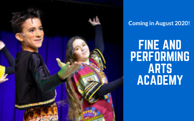 New fine arts academy will open in August