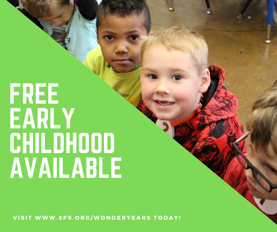 Free preschool spots still available