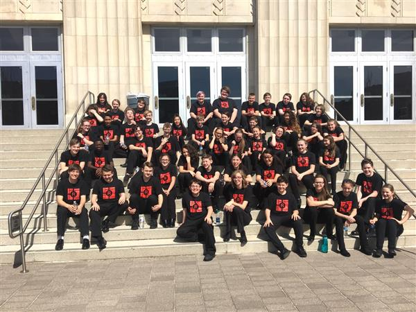 Reed choir selected to perform at multi-state regional conference