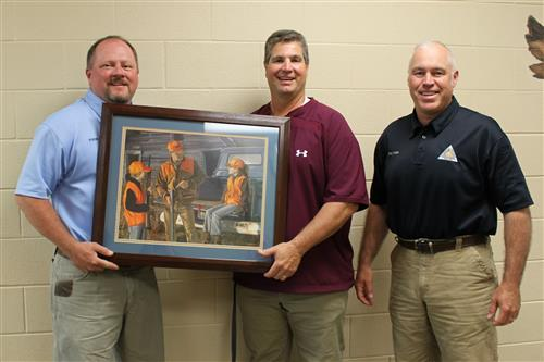 Cherokee outdoor teacher receives regional honor from Missouri Department of Conservation