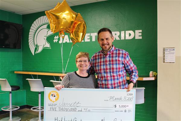 4 schools receive $5,000 High Impact Imagine Grants from SPS