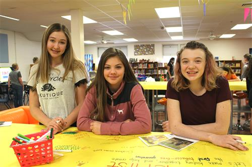 Pleasant View students share their voices and take a stand against tobacco