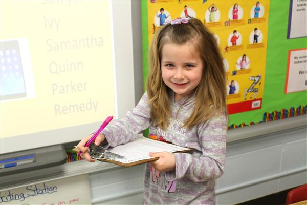 Early kindergarten registration helps students, teachers prepare for successful start