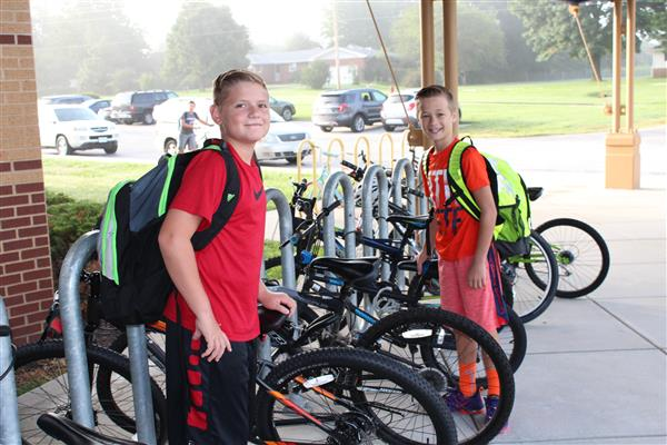 Bike to School Day is May 9
