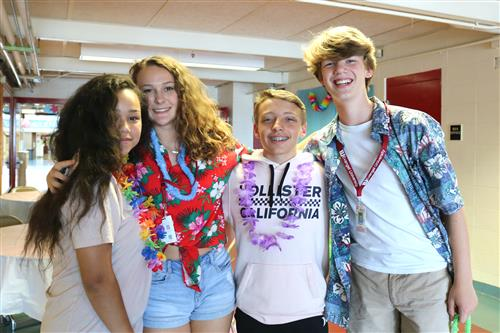 GHS Freshman Mixer celebrates student academy, connections to high school
