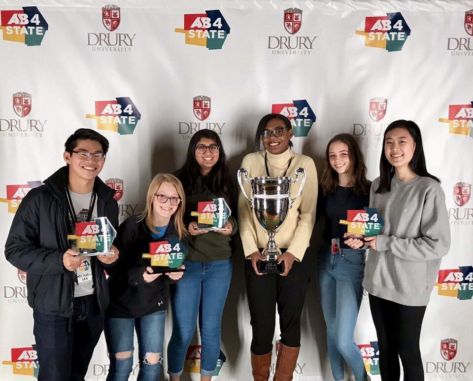 CHS, HHS media students win big at regional contest