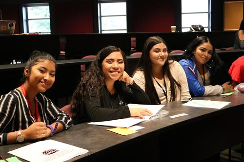 SPS Hispanic high schoolers get tools for success at STEPS 2 EmPowerment conference