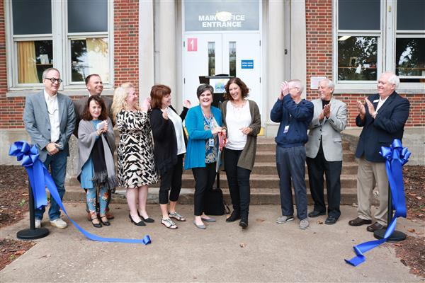 Community celebrates Campbell Early Childhood Center with ribbon-cutting ceremony
