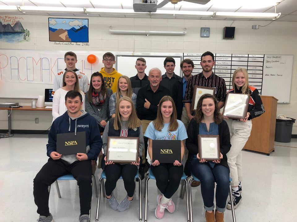 HHS media program wins 14th Pacemaker, most in the nation