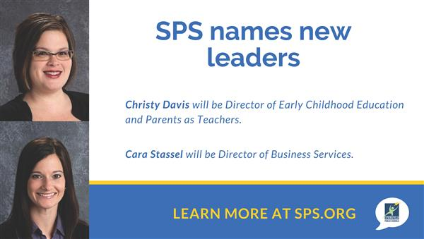 SPS names new leaders