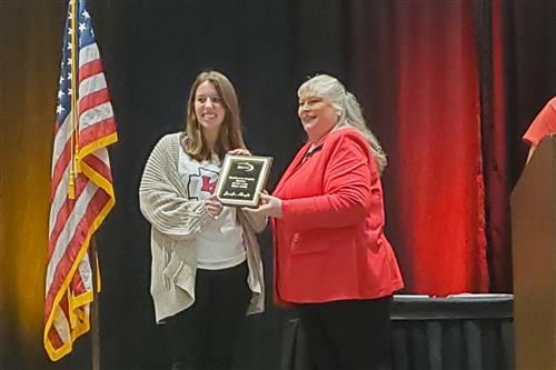 MSTA educators donate $5,000 to support fellow teachers