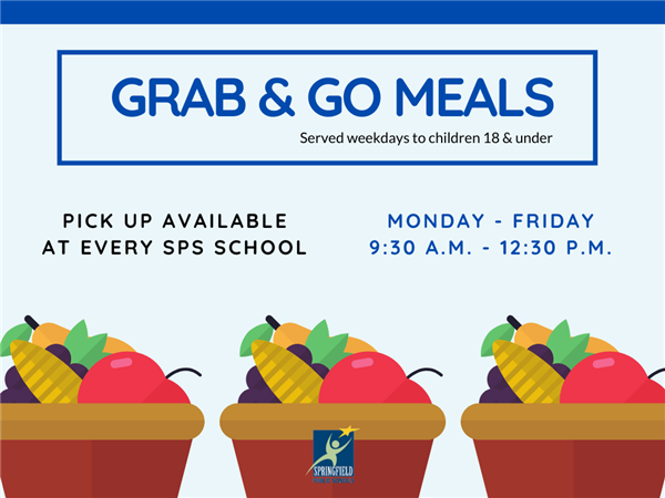 Meals available at every SPS school during COVID-19 response