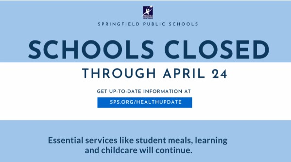 School closure extended to April 24