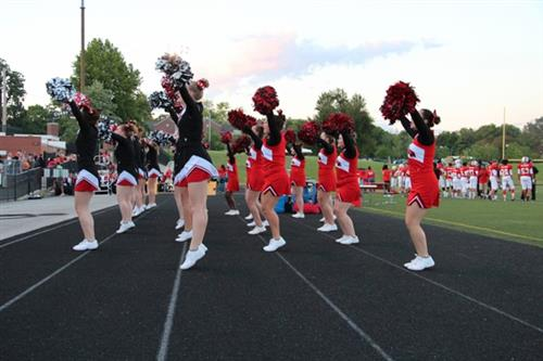 Central Cheer