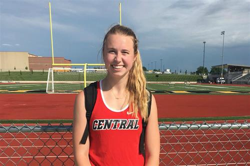 CHS grad becomes Pole Vault State Champion