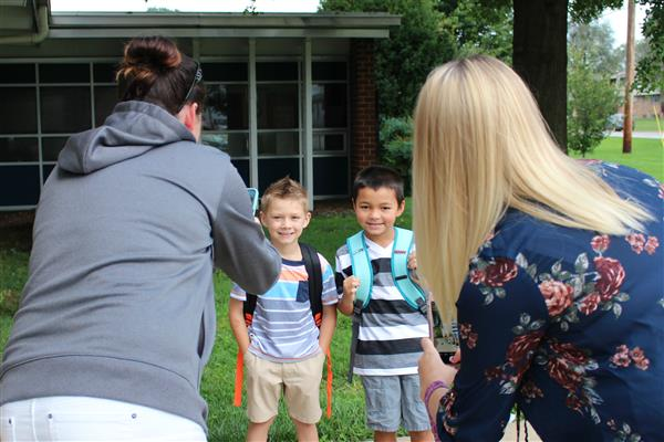 Students head back to class Wednesday, Aug. 15