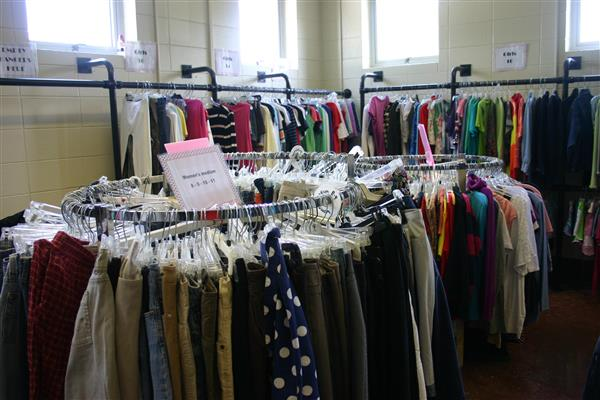 Options available to families needing back-to-school clothing
