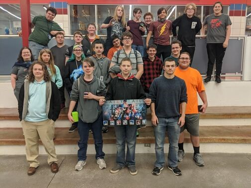 "SPS high schools attend ""Magic: The Gathering"" tournament"