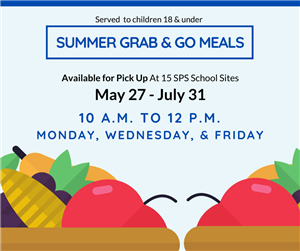 Summer Meals through July 31