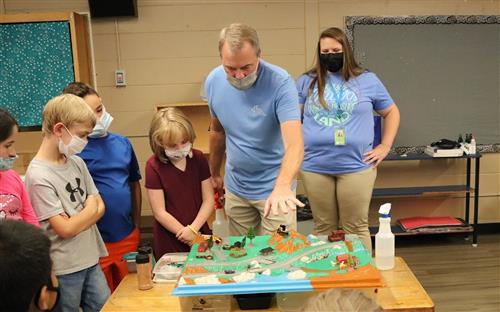 The Watershed provides learning, fun for Explore students