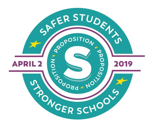 Voters to decide on safer students, stronger schools on April 2