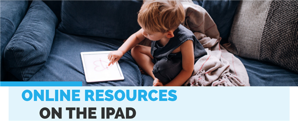 Online Resources on the iPads