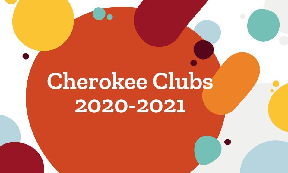Cherokee Clubs - Click HERE