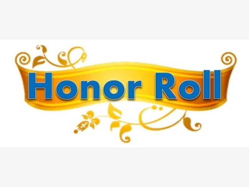 Honor Roll and Principal's Honor Roll Published