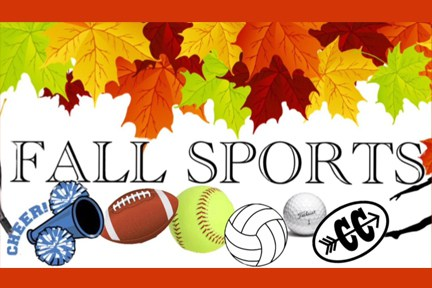 Fall Athletics Information